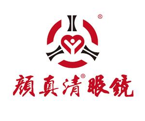 安徽颜真清眼镜有限公司的企业标志