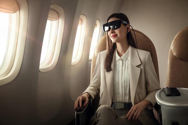 当时尚邂逅科技,HUAWEI VR Glass惊喜不断!